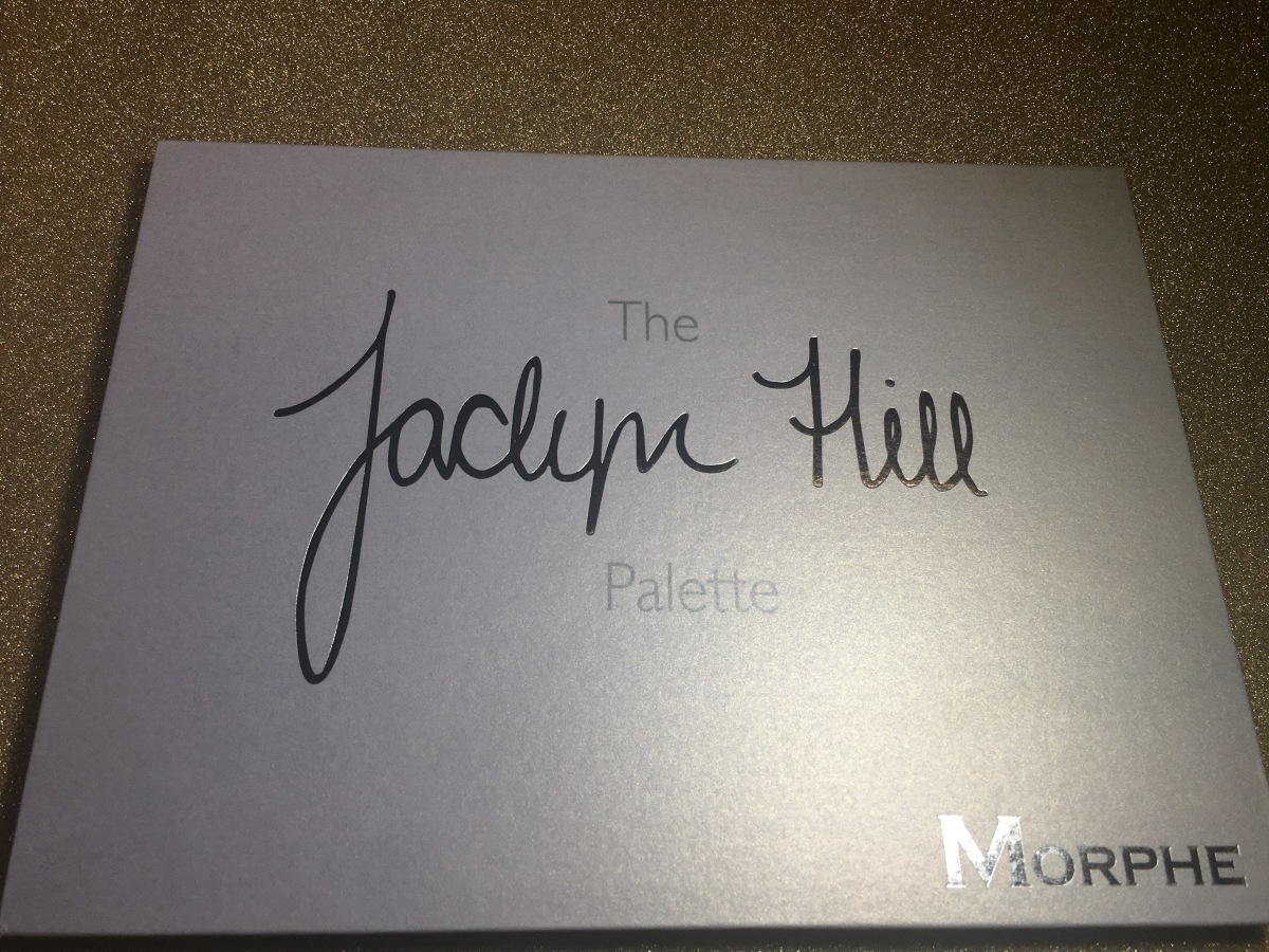 Jaclyn Hill x Morphe Palette Review and Swatches