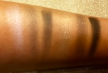 Tan side of arm no flash