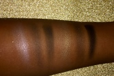 Tan side of arm with flash